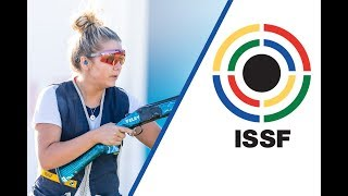 Interview with Amber HILL (GBR) - 2018 ISSF World Cup Stage 5 in Siggiewi (MLT)