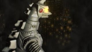 Wrath of Mechagodzilla Trailer