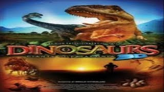 Dinosaurs 3D: Giants Of Patagonia Tribute (2012).