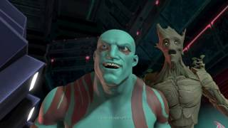 Guardians of the galaxy Episode 5 (Part 36)