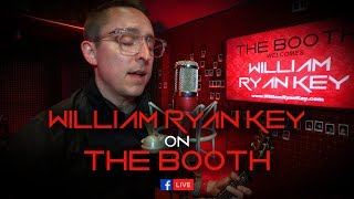 "WILLIAM RYAN KEY - ""OLD FRIENDS"" - THE BOOTH"