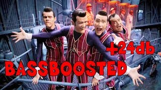 We are  number one +24db BASSBOOSTED
