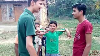 gully kabaddi - types of people playing kabaddi | #comedy_vines
