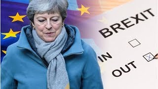 Britain post-Brexit REVEALED: How Brexit saga will end - Britain WILL leave EU this year