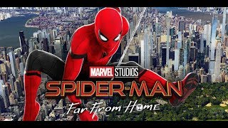 Spider-Man, Far From Home,Official Teaser, Trailer, MTV Movies