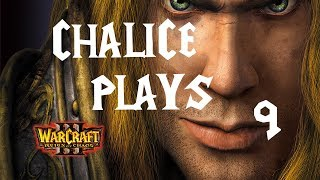 Warcraft III Actual Play - Human Campaign Finale! Frostmourne!!!!