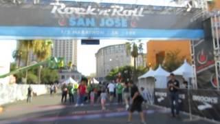 Ian's 1-mile Finish Line