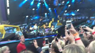 Little Things - One Direction, Sweden 2015