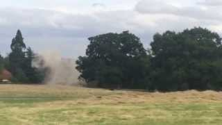 Unexploded Second World War bomb detonated in Bromham