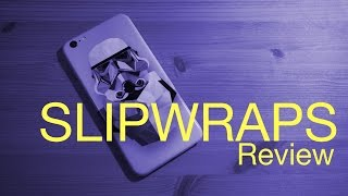 SlickWraps for iPhone 6s Plus Review