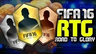 FIFA 16 | ROAD TO GLORY EPISODE 1