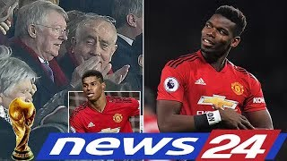 News24 -  FIVE THINGS YOU MISSED AT OLD TRAFFORD