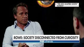 Mike Rowe to Ben Shapiro: 'Profound' Disconnect Exists Between Elites and Many Americans