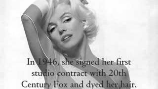 Marilyn Monroe Facts ❤