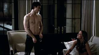 Damon Salvatore   What is my most attractive look ?