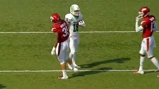 """College Football """"Play to the Whistle"""" Moments"""