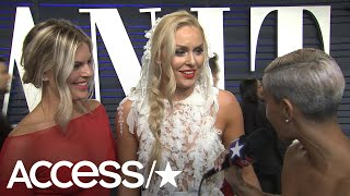 Lindsey Vonn Is Going To Party With 'Red Bull Vodkas' Now That She's Retired! | Access