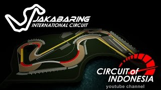 JAKABARING INTERNATIONAL CIRCUIT Indonesia MotoGP 2018 : Track Guide