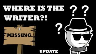 The Writer Sits in the Back UPDATE!!!