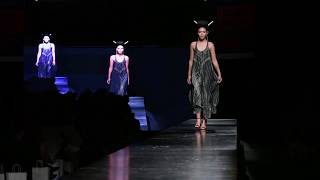 Ari South collection at the Pacific Fusion Fashion Show, 5 October 2019