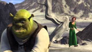 Shrek - Cliff Day Scene