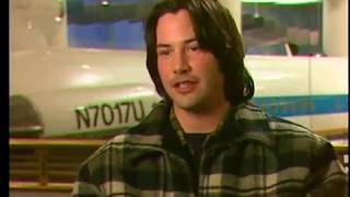Chain Reaction - Keanu Reeves Interview