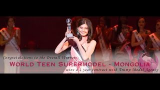 The 9th World Supermodel production VR360 in South Africa