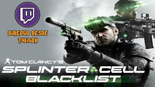 Splinter Cell: BlackList - Sam Fisher muere? Cap. 2