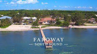 Faroway Luxury Villa Rental in the Cayman Islands