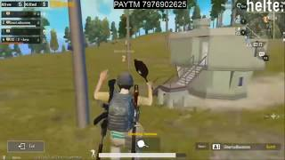 PUBG MOBILE: This indonesian Hackers Killed Half Server in few Minuts, squad Gameplay | gamexpro