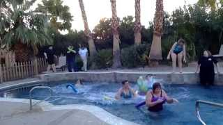 2015 Ice Cold Pool Challenge...The Jump