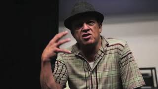 Candid interview w/Comedian & Actor Paul Rodriguez on DACA and the lack of Latinos in American media