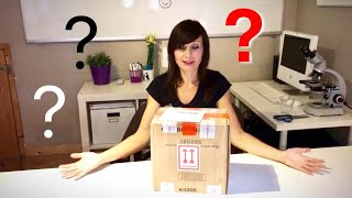 My first unboxing ... for the Spanish Riding School!!!