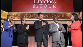 Tony Robbins at Oprah's Lifeclass    LIVE from NYC Full Episode