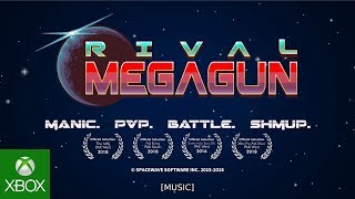 Rival Megagun Official Trailer