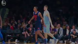 Terrance Ferguson out here levitating