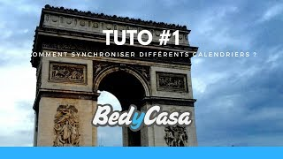TUTO #1 - Comment synchroniser différents calendriers ?