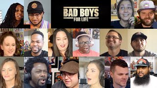 Bad Boys For Life Official Trailer Reactions
