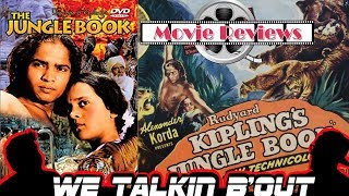 Jungle Book 1942 Movie Review