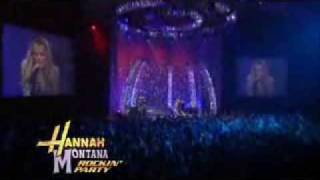 Hannah Montana - One In A Million Official Music Video!