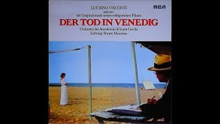 MORT A VENISE (1971) Original Soundtrack
