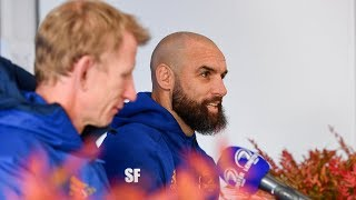 """It's a privilege to captain Leinster at RDS"" - Scott Fardy 