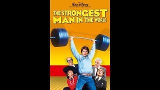The Strongest Man In The World: Booby Traps (Music Video)