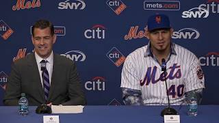 SEE IT: The Mets welcome Wilson Ramos at Citi Field