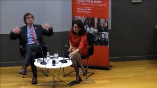 LSE Events | Robert Peston | WTF: what the f--- happened and what happens next?