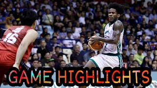 Ginebra vs Columbian Dyip | PBA Commissioner's Cup | FULL GAME HIGHLIGHTS | July 14 2019