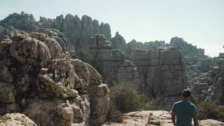 El Torcal de Antequera is well worth a visit during your stay in Málaga province