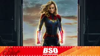 """Spinoff!  """"Captain Marvel"""" (2019)"""