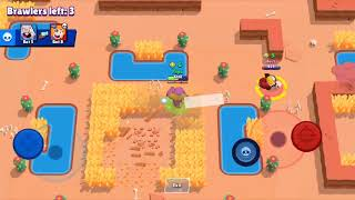 How i Play With El Primo ;) (Brawl Stars)