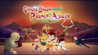 Chhota Bheem Aur Paanch Ajoobe full movie in hindi